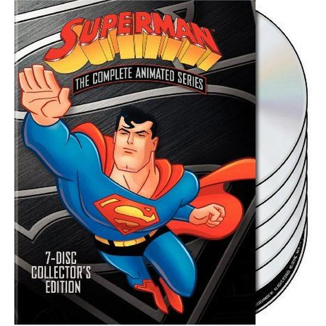 Superman: Complete Animated Series [DVD] [Region 1] [US Import] [NTSC]